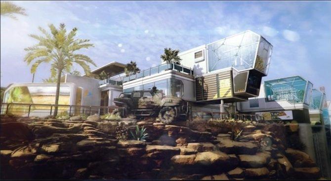 Call of Duty - Black Ops 3: Maps und Spielmodi im Überblick Call Of Duty Black Ops Maps on