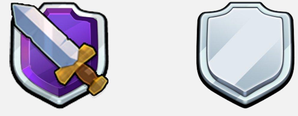 Clash of Clans dorfschutz versus schild nach dem neuen dezember update