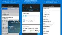 Microsofts Siri-Konkurrent Cortana jetzt auch fürs iOS erhältlich