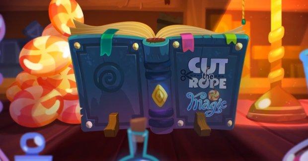 Cut the Rope Magic: Nachfolger des Gaming-Klassikers für Android und iOS veröffentlicht
