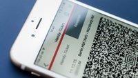Tickets der DB-App auf dem iPhone lesbarer anzeigen, so gehts (Mini-Tipp)