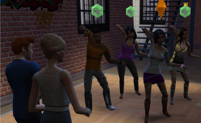 Die Sims 4 Zeit Für Freunde Gruppen Im Detail Und Wie Ihr