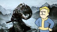 Spielen Fallout 4 und Skyrim im gleichen Universum?