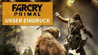 Stein auf Fleisch: Far Cry Primal weckt eure Ur-Instinkte (Video-Preview)