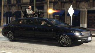 """GTA Online: VIP werden und alle Infos zu Bodyguards, Perks und Jobs (Update """"Finance and Felony"""")"""