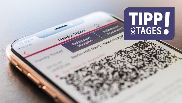 Handy-Ticket für die Züge der DB verwenden, so gehts
