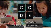 Hour of Code 2015: Kostenlose Coding-Workshops für Kinder in Apple Stores