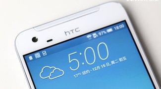 HTC One X9: Neue Hochglanz-Fotos des vermeintlichen Alu-Flaggschiffs