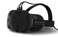 HTC: VR-Brille Vive soll neues...