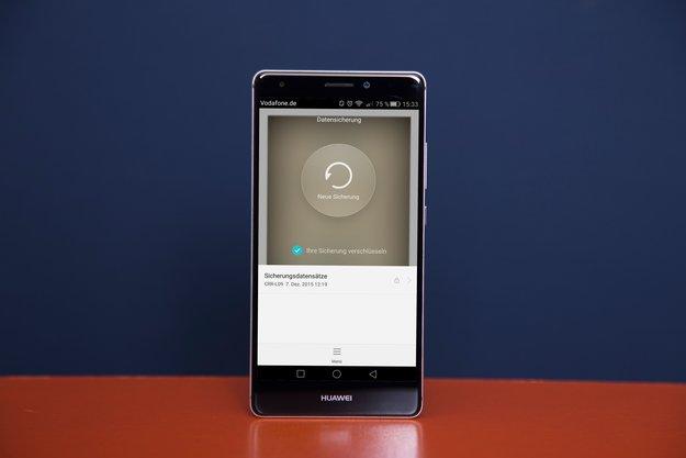 So sichert ihr Apps, Kontakte und Daten auf dem Huawei Mate S – ganz ohne Root