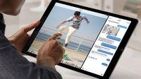 """iPad Pro: iOS 9.2 """"könnte"""" Problem der eingefrorenen Tablets beheben"""