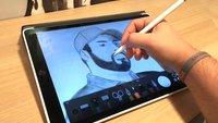 iOS 9.3 beschränkt Funktionalität des Apple Pencil aufs Zeichnen