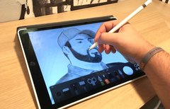Apple Pencil 2 mit...