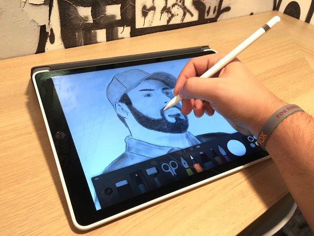 iOS 10: Hinweise auf 3D Touch im iPad Pro mit Hilfe des Apple Pencil