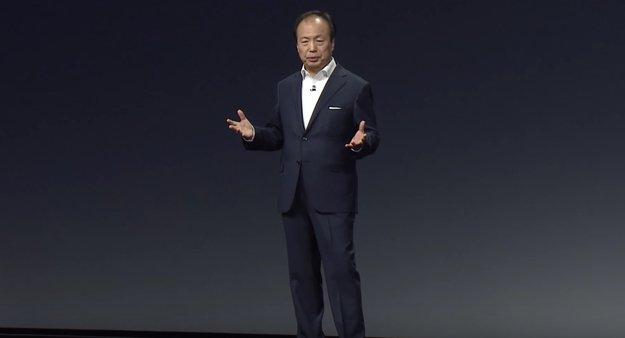 Samsung: Chef der Mobilfunk-Sparte tritt zurück