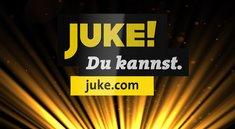 Juke!-Angebot an Musik, Filmen & Serien - gute Auswahl?