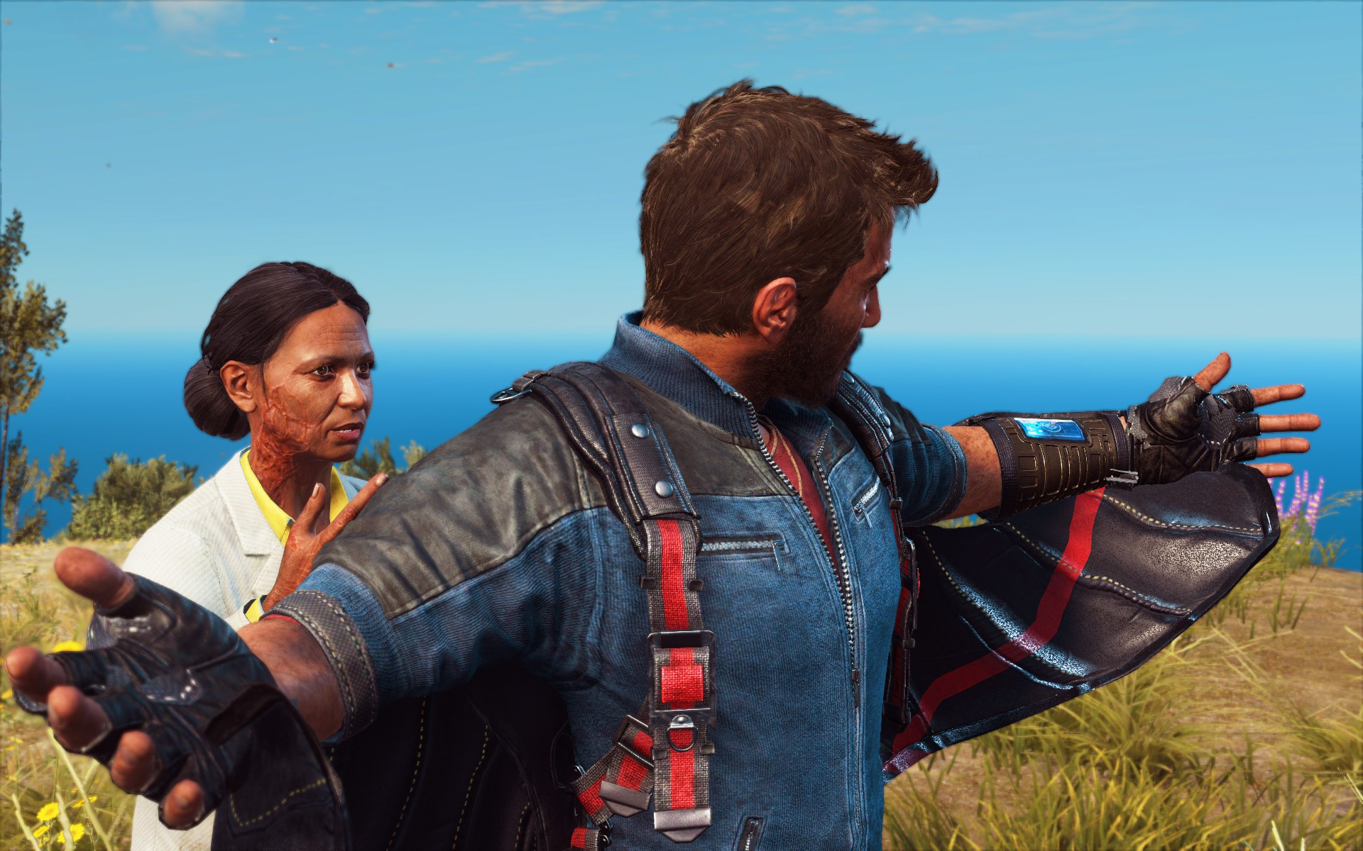 how to get a wingsuit in just cause 3