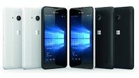 Lumia 550: Neue Firmware im Recovery Tool zum Download