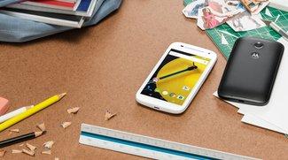 Moto E (2015): Android 6.0 Marshmallow wird ausgerollt