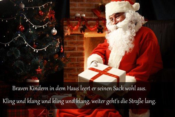 Nikolausgrüße Sprüche Für Facebook Whatsapp Und Co