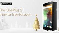 OnePlus 2: Ab dem 5. Dezember dauerhaft ohne Invite erhältlich