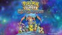 Pokémon Super Mystery Dungeon: Das ist der europäische Release-Termin!