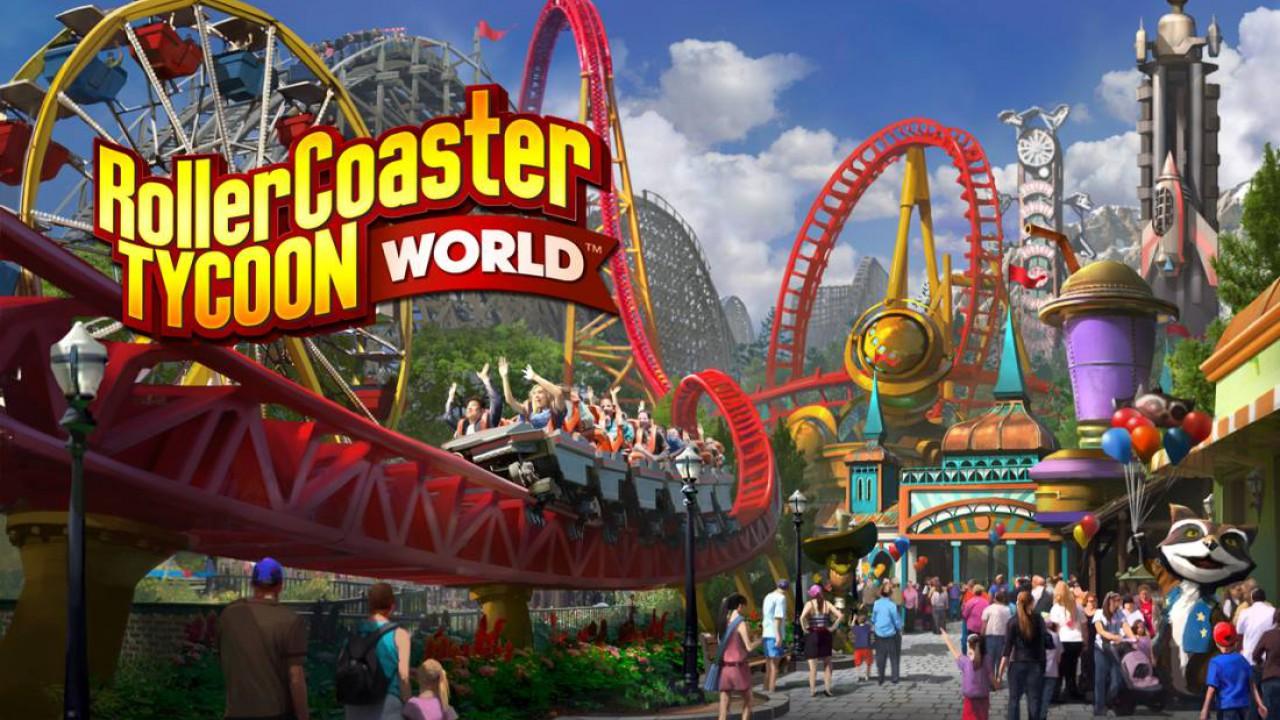 Rollercoaster Tycoon World Systemvoraussetzungen Die Hardware - Minecraft rollercoaster spielen