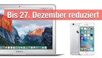 Angebote bei Saturn: iPhone 6 64 GB für 669 €, MacBook Air 100 € reduziert
