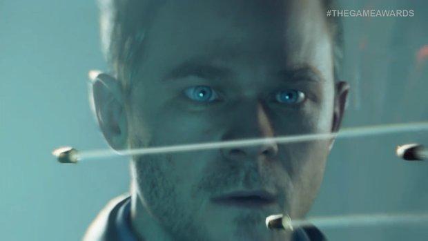 The Game Awards 2015: Weltpremiere des neuen Quantum Break-Trailers
