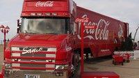 Coca Cola Weihnachtstruck 2016: Termine der Tour (Update zu Berlin)