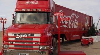 Coca Cola Weihnachtstruck 2015: Termine der Tour