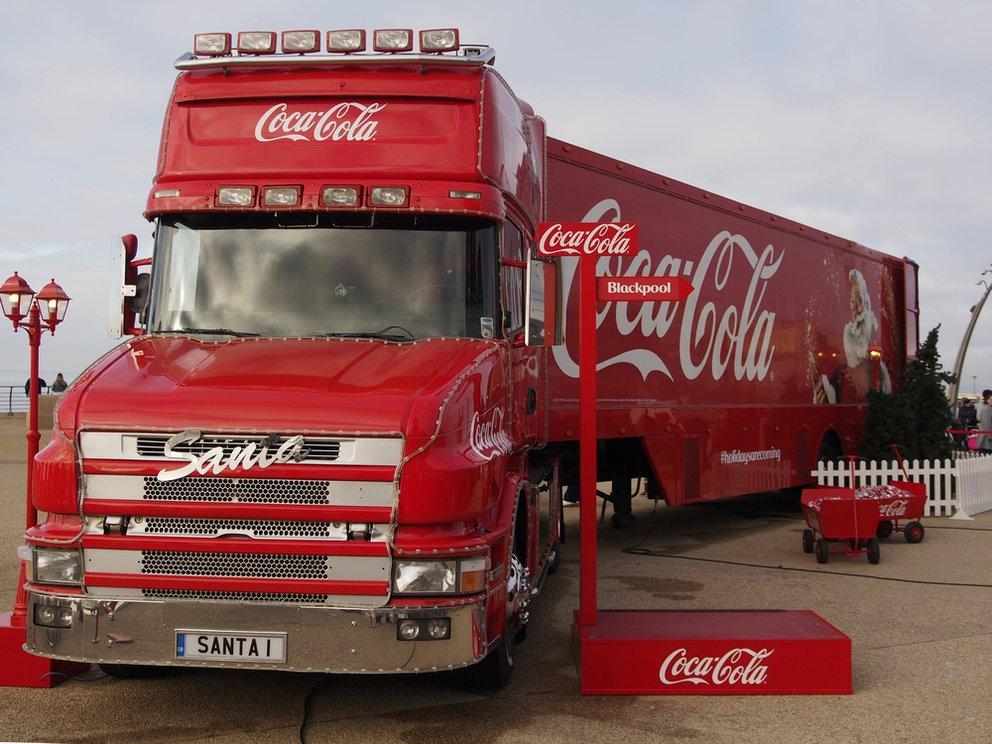 Coca Cola Weihnachtstruck 2016 Termine Der Tour Update Zu Berlin