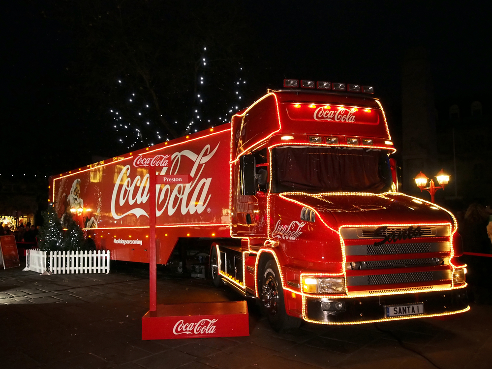 coca cola weihnachtstruck 2016 termine der tour update zu berlin giga. Black Bedroom Furniture Sets. Home Design Ideas
