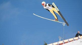 Skispringen heute: Vierschanzentournee 2015/16 im Live-Stream aus Oberstdorf