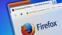 Firefox: Gesperrte, nicht-signierte Add-ons installieren