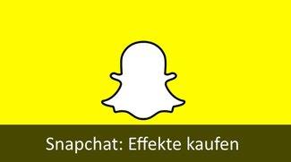 Snapchat: Effekte nutzen mit Android und iPhone