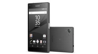Klein und billig: Sony Xperia Z5 Compact heute in den Amazon-Blitzangeboten