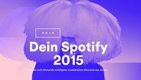 Spotify: Year in Music – euer Jahresrückblick