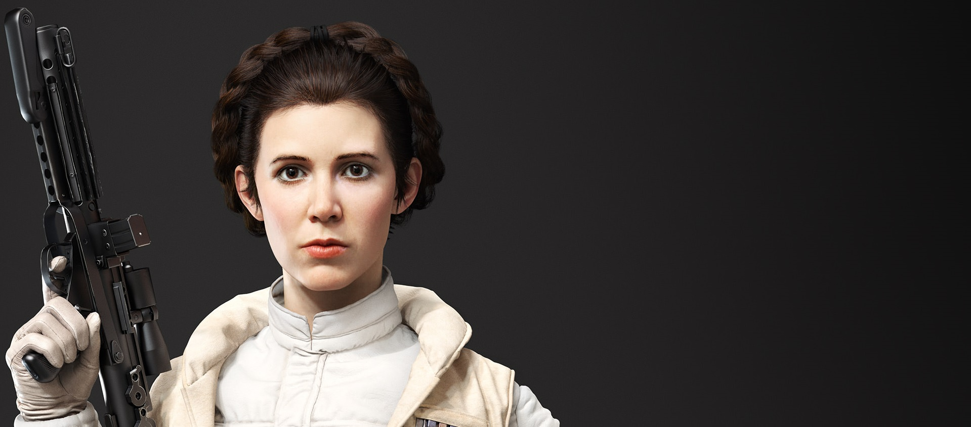 Prinzessin Leia verdammt Galerie