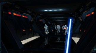 Star Wars im Browser: So wird euer Smartphone zum Lichtschwert