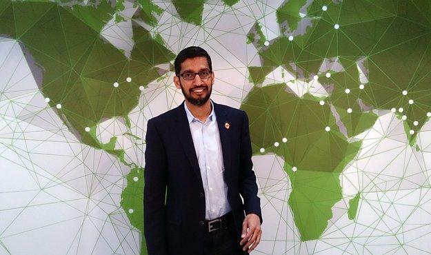 Android N: Onlineumfrage über Dessert-Spitznamen von Sundar Pichai angedeutet