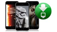 Star Wars 7: iPhone-Wallpaper zum Download