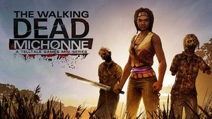 The Game Awards 2015: Erster Trailer zu The Walking Dead - Michonne