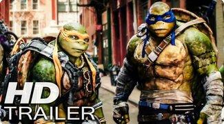 Teenage Mutant Ninja Turtles 2 - Trailer-Check