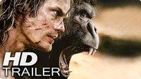 Legend Of Tarzan - Trailer-Check