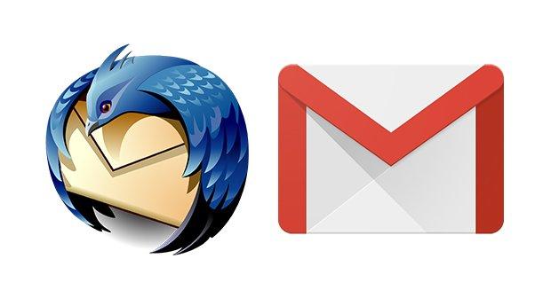 Thunderbird Mit Gmail