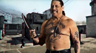 Danny Trejo wirbt für fette CS-GO-Collection