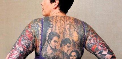 Kunst oder Körperverletzung: Die 10 fiesesten Twilight Tatto-Fails