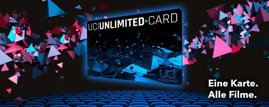 uci karte Günstiger ins Kino mit der UCI Unlimited Card und CinemaxX  uci karte