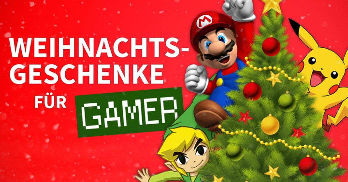 Mit diesen 5 Geschenkideen für Gamer sind frohe Weihnachten ...